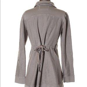 📚Anthropologie Saturday Sunday Gray Cotton Jacket